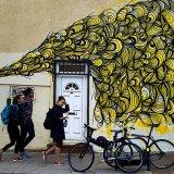 Interactive Graffiti