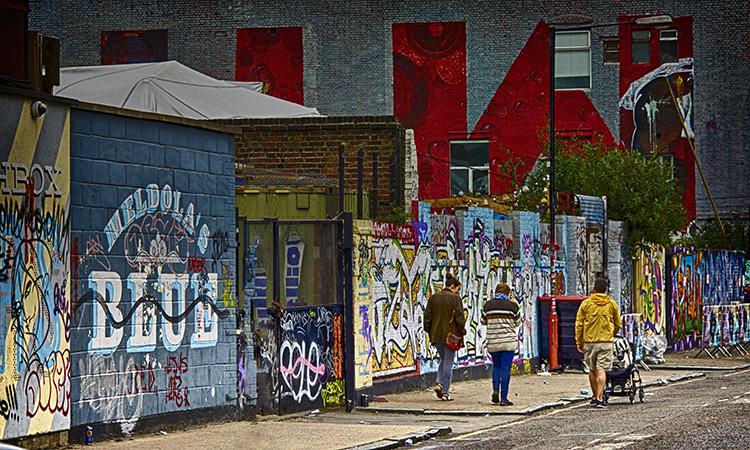 Colourfull Street