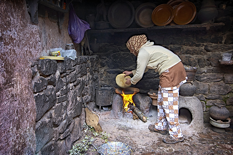 Traditional Berbar Cooking
