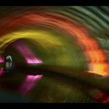 Canal Tunnel Lights