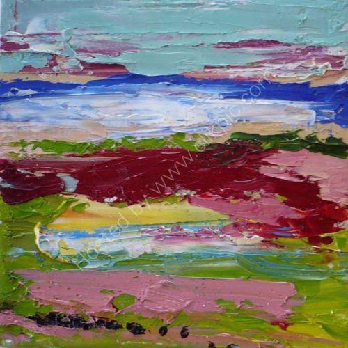 Oil on canvas 08