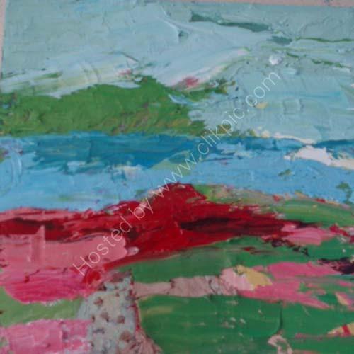 Oil on canvas 2007