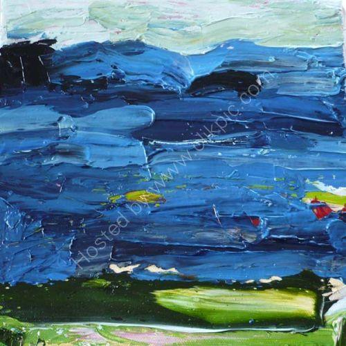 Oil on canvas 2008