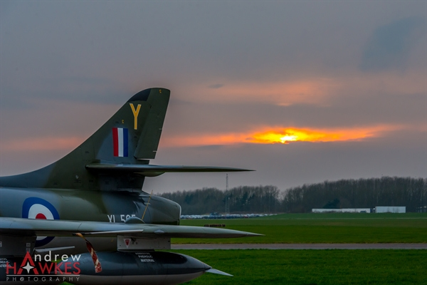 Hawker Hunter-12