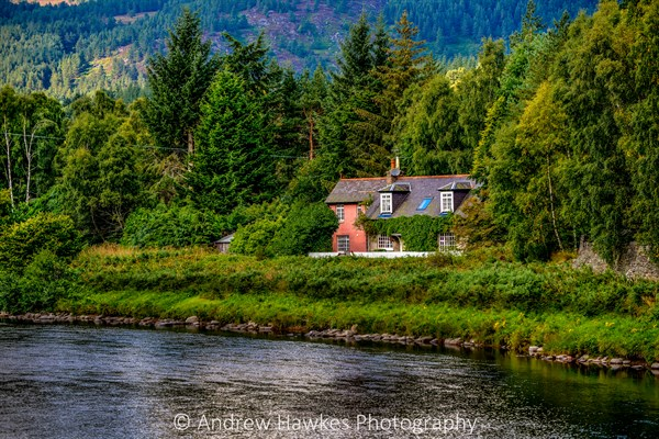 House By The River