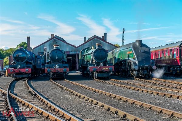 Steam Trains-11
