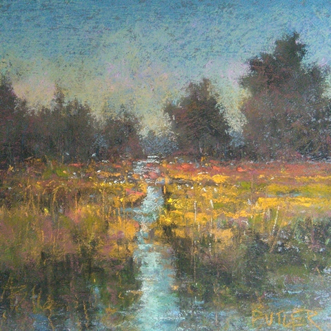 """Autumn Wetlands"" - 2017"
