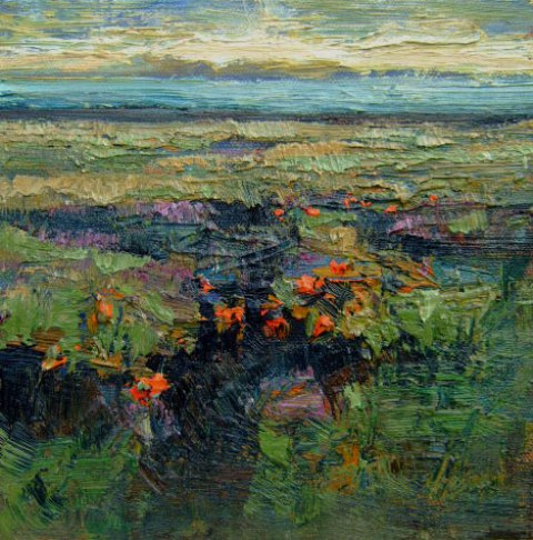 """Coastal Poppies"""