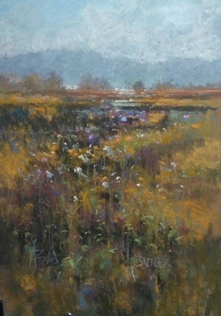 """""""Coastal Wetland"""" - SOLD"""