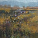 """Coastal Wetland"" - SOLD"