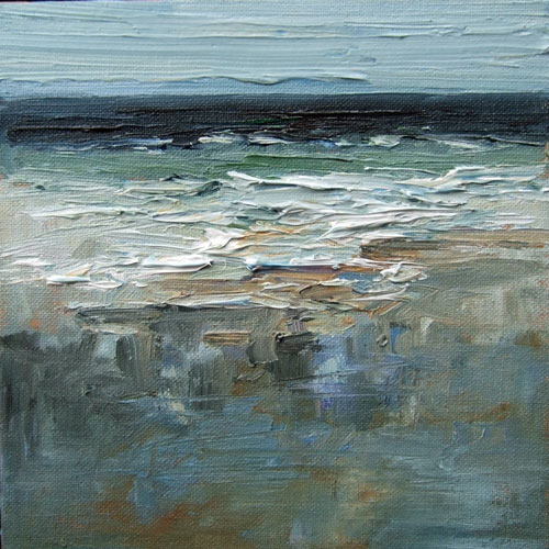 """Empty Beach"" (deserted beach series)"