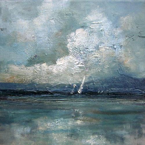 """Evening Sails"""