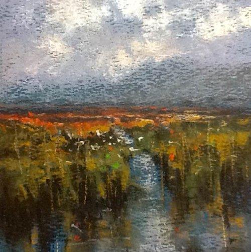 """""""Flooded Bogland"""" - 2016"""
