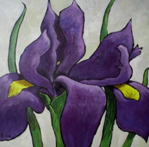 """""""Iris Motif Series"""""""