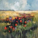 """Wicklow Poppyfield"""