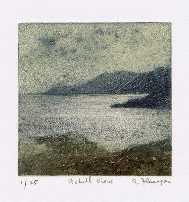 Achill View Print