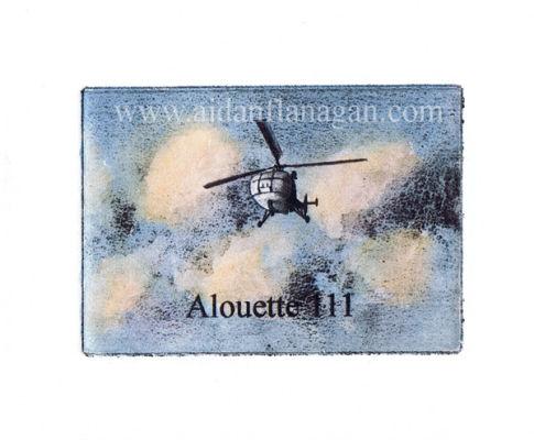 Aerospatiale Alouette 3