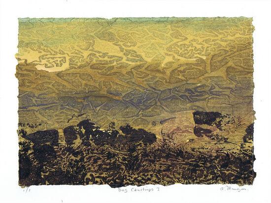 Bog Crustings print