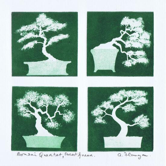 Bonsai Print