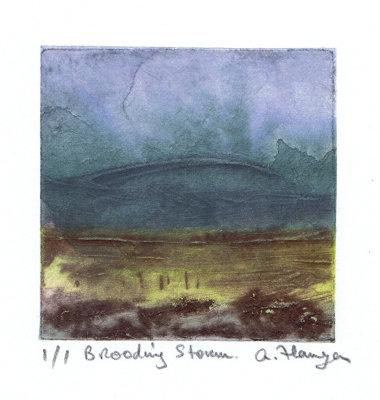 Brooding Storm