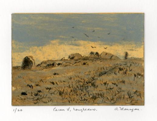 Cairn V, Loughcrew