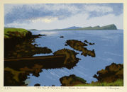 Calm day at Dooneen Pier, Dingle Peninsula