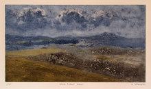 Clare Island View Print