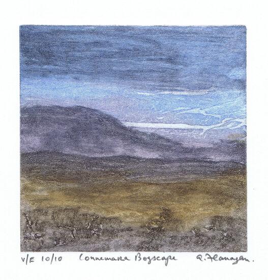 Connemara Bogscape No 10