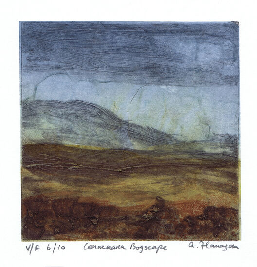 Connemara Bogscape No 6