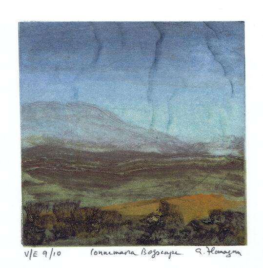 Connemara Bogscape No 9