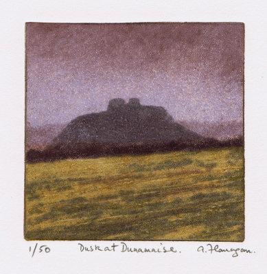 Dusk at Dunamaise
