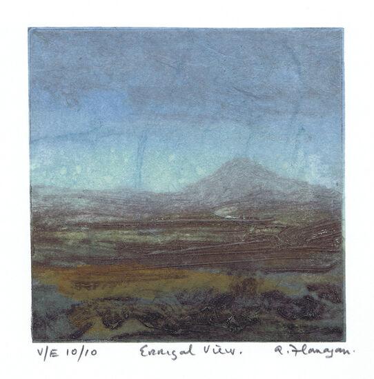 Errigal View No 10