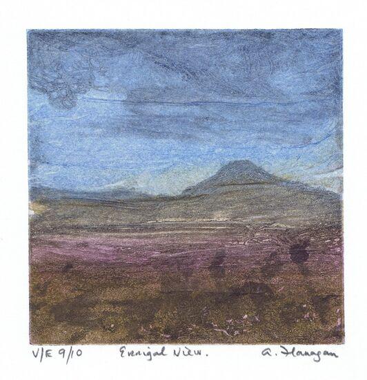 Errigal View No 9