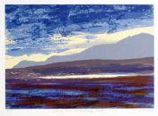 Evening Calm over Keel Lough, Achill