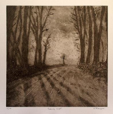 """Evening Light"" Print"