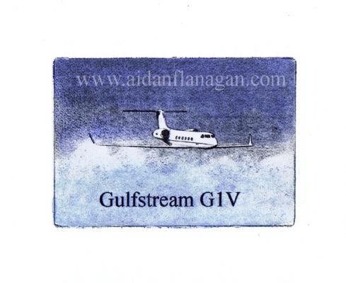 Gulfstream G1V
