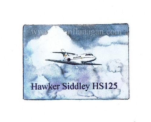 Hawker Siddley HS125