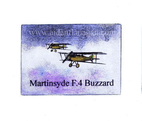 Martinsyde F4 Buzzard