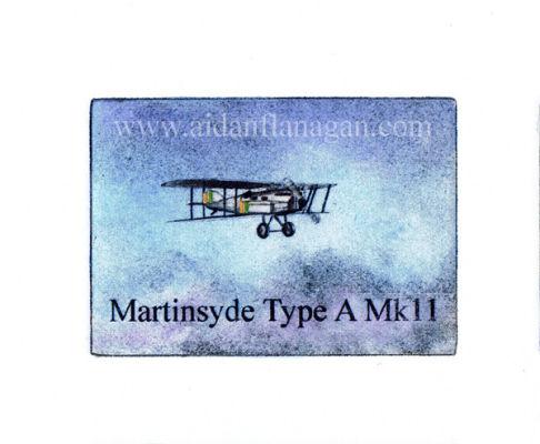 Martinsyde Type A Mk11