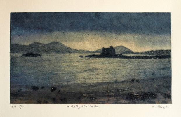 McCarthy Mor Castle