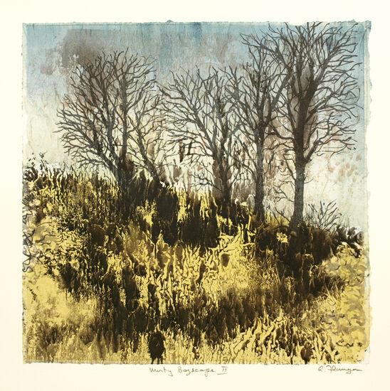 Misty Bogscape 2 print