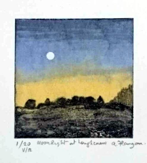 Moonlight at Loughcrew