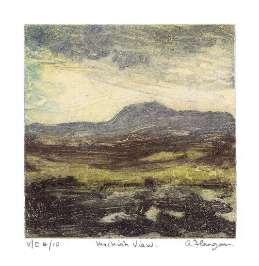 Muckish View print