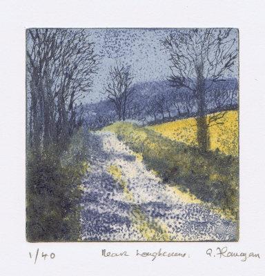 Near Loughcrew