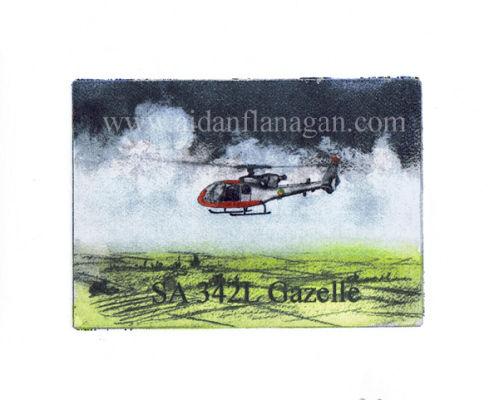 SA342L Gazelle
