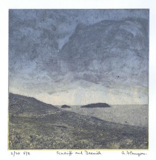 Scariff and Deenish Print