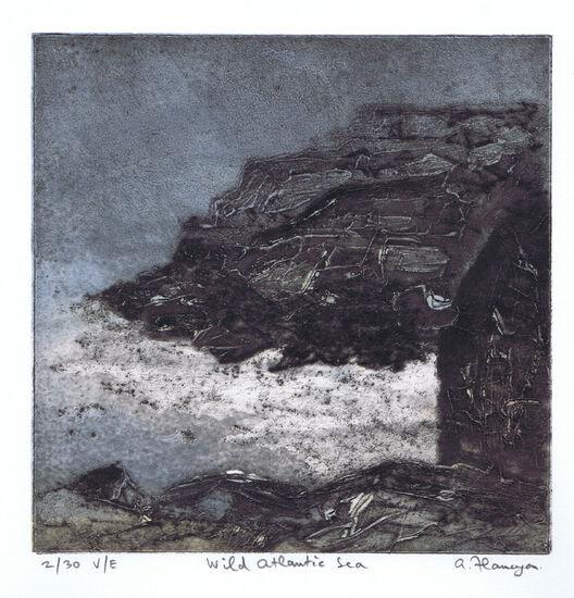 Wild Atlantic Sea print