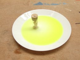 3. Porcelain, Test Tube and Sugar Soap