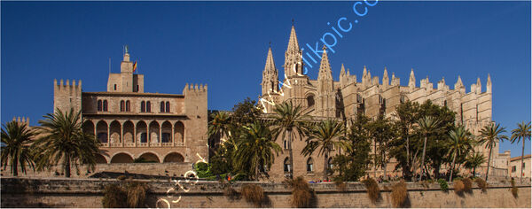 3rd - Barry North - Palma Cathedral