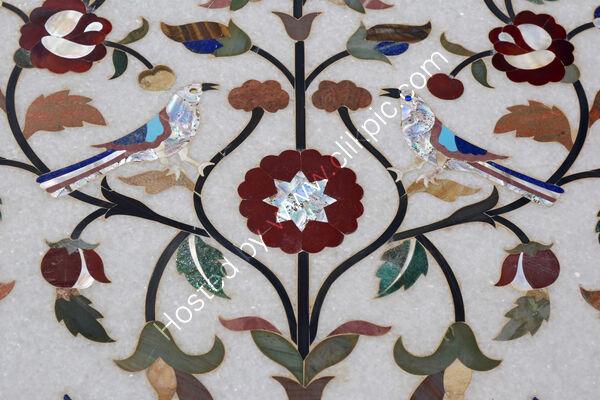 3rd - Peter Evans - Semi precious stone inlay - Taj Mahal
